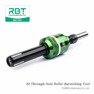 Inside Diameters Through Hole Roller Burnishing Tool, ID Through Hole Roller Burnishing Tool RBT-IDT