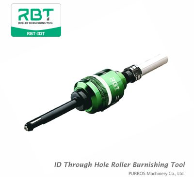 Inside Diameters Through Hole Roller Burnishing Tool, ID Through Hole Roller Burnishing Tool RBT-IDT Supplier
