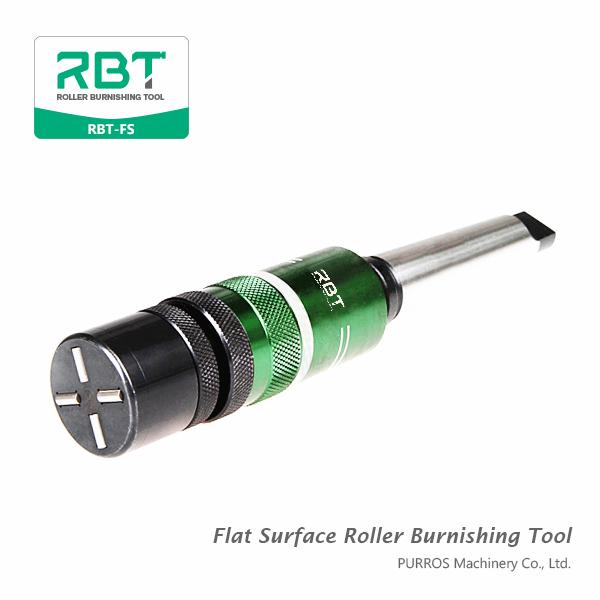 フラット表面ローラーバーニング工具RBT-FS製造業者、輸出業者、サプライヤー