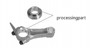 ID Through Roller Burnishing Tools Instructions, ID Blind Roller Burnishing Tools Processingpart