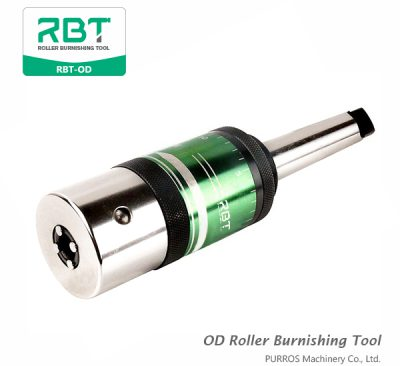 OD Roller Burnishing Tool (Outside Diameters Roller Burnishing Tool) RBT-OD