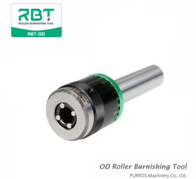 High Quality Range of OD Roller Burnishing Tool (Outside Diameters Roller Burnishing Tool) RBT-OD