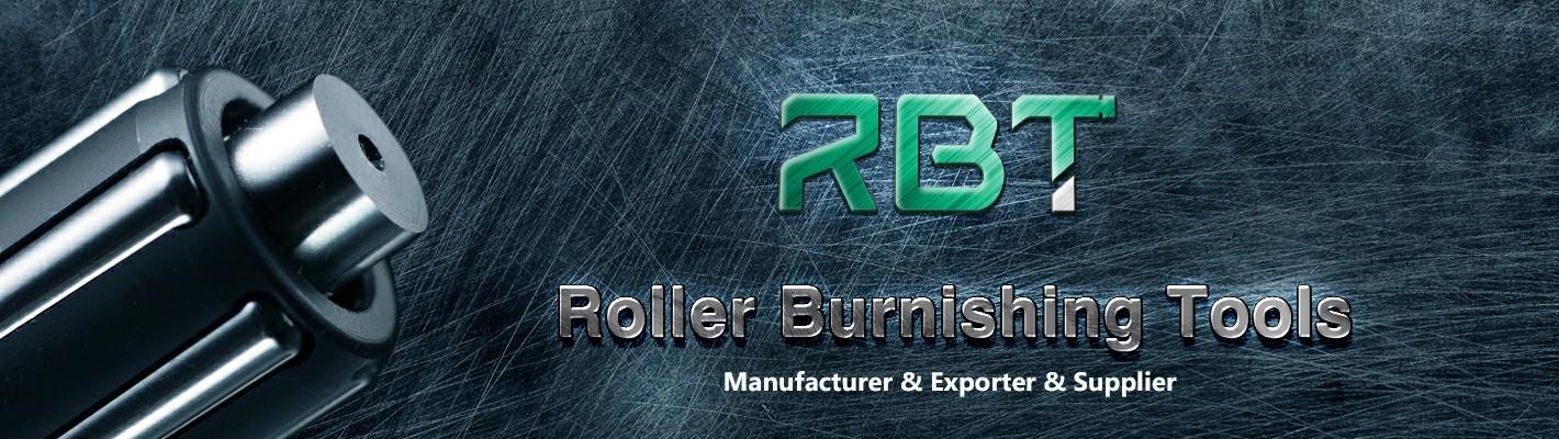 Manufacturer & Exporter & Supplier & Designer of Roller Burnishing Tools