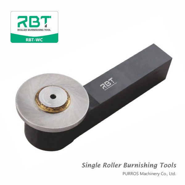 Roller Burnishing Tool, Single Roller Burnishing Tool, Single Roller Burnishing Tool Manufacturer, External Groove Single Roller Burnishing Tool, RBT External Groove Single Roller Burnishing Tool