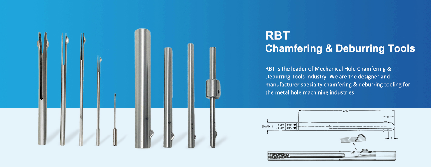 Chamfering and Deburring Tools
