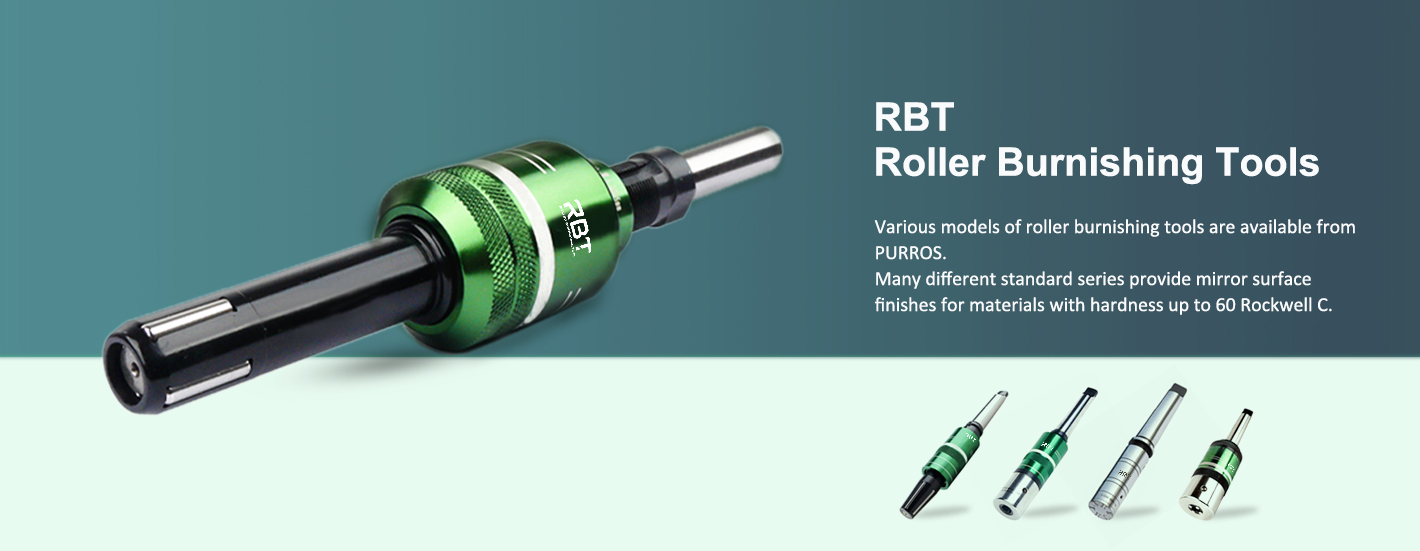 Roller Burnishing Tool