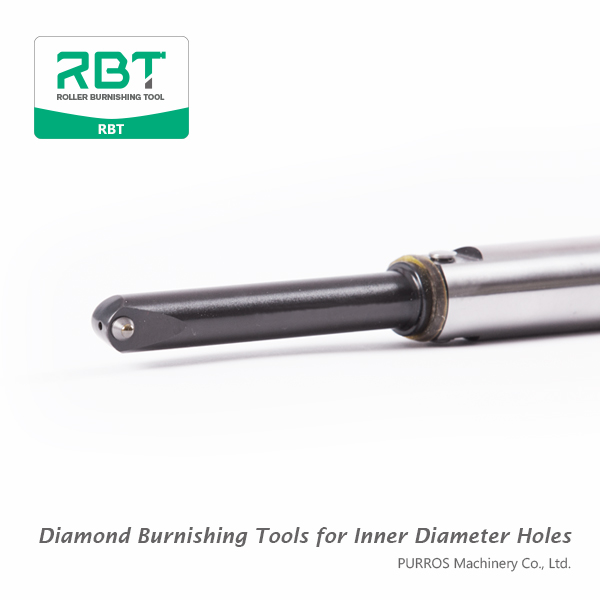 Micro-Roller Burnishing Tools, Round Boring-Bar Diamond Burnishing Tools Manufacturer, Cheap Diamond Burnishing Tools From RBT Tools