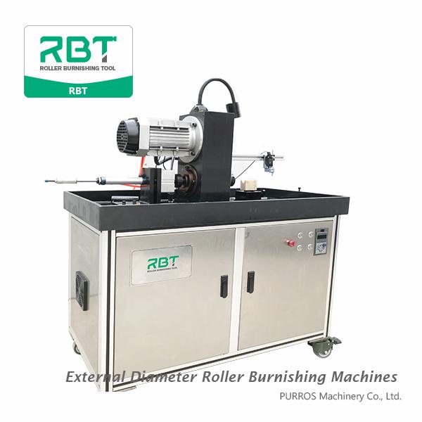 External Diameter Roller Burnishing Machines, OD Roller Burnishing Machines, External Diameter Roller Burnishing Machines Manufacturer & Supplier